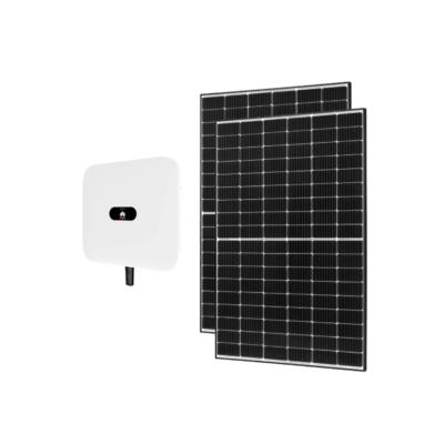 kit fotovoltaico huawei